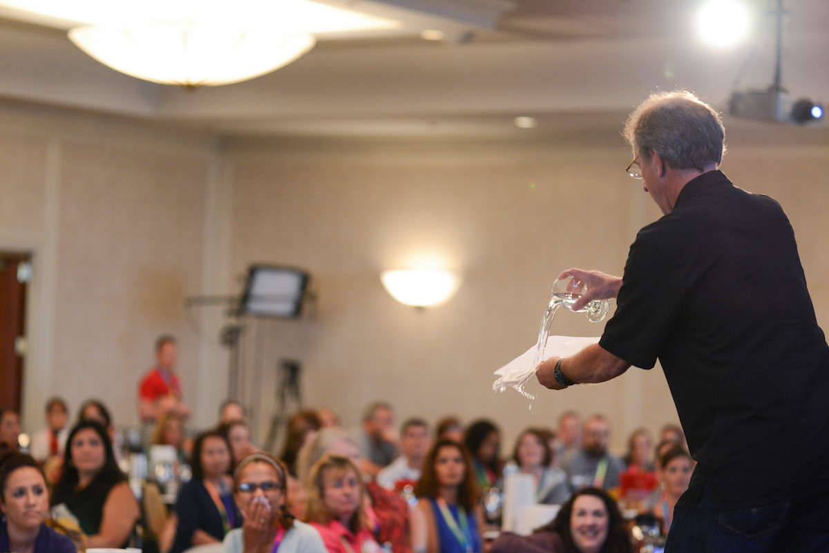 Eddie Goldstein | Teacher Professional Development