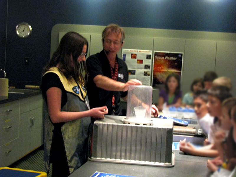 Eddie Goldstein | Science Museum Staff Trainer